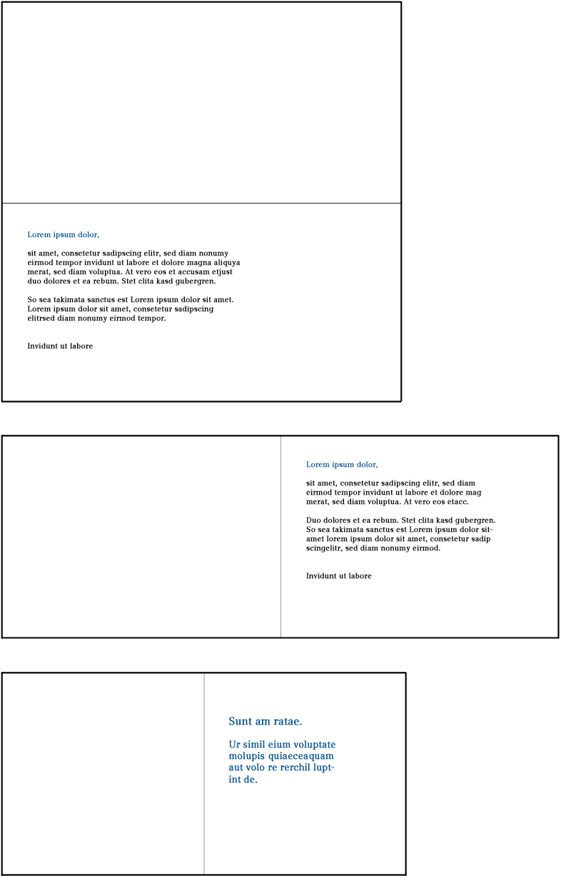 Hannover Re Group Corporate Design Guidelines Greeting And Art Cards